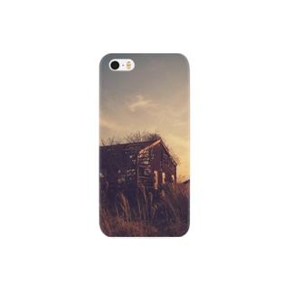 薄暮と廃墟。 Smartphone cases