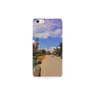 タイの片田舎 Smartphone cases