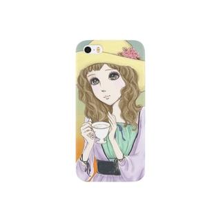 少女漫画 Smartphone cases
