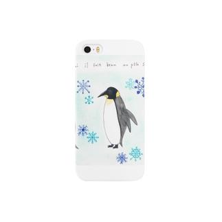ペンギン親子 Smartphone cases