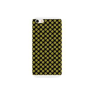 [家紋]月に七曜 Smartphone cases