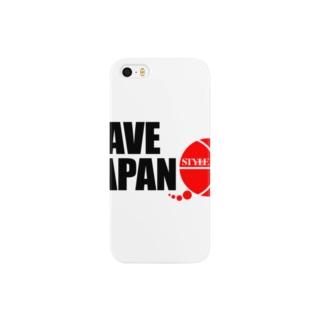 SAVE JAPAN Smartphone cases