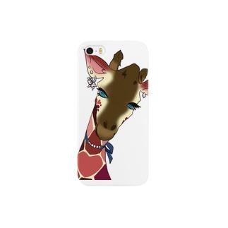 love giraffe Smartphone cases
