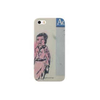 granpa's Japanese idol Smartphone cases