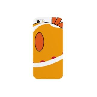 丸ウミウシ(アラリウミウシ) Smartphone cases