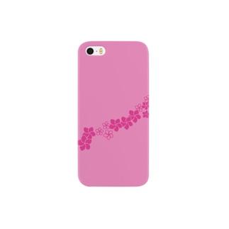 Cute Plumeria #01 Smartphone cases