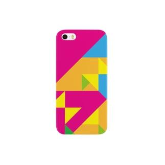 ORIGAMI ー VIVID Smartphone cases
