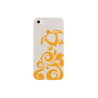 HONU #01 Orange Smartphone cases