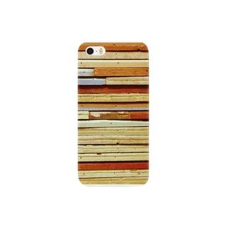古材パレット Smartphone cases