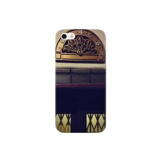 銀座の奥野ビル Smartphone cases