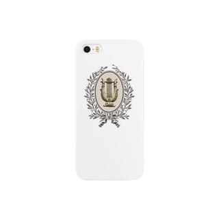 竪琴シリーズ Smartphone cases