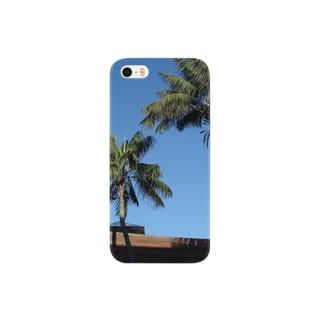 Los Angeles Malibu Palm Tree Smartphone cases