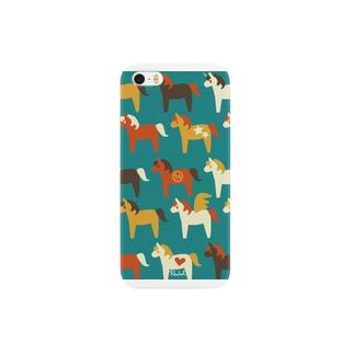 ポニーちゃん Smartphone cases
