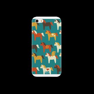 Rachelのポニーちゃん Smartphone cases