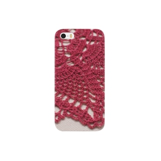 race red Smartphone cases