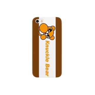 Knackle Bear Smartphone cases