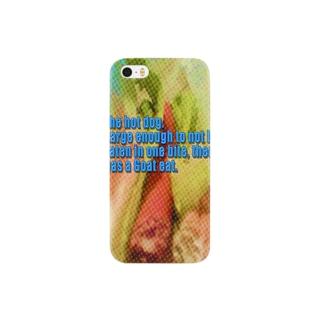 ヤギが食べた Smartphone cases