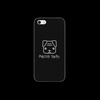Madstiff TracksのMadstiff Tracks Logo Smartphone cases