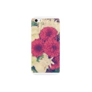 Flower【Dahlia】 Smartphone cases