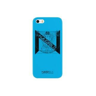 Neuropolis [Blue] スマートフォンケース