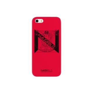 Neuropolis [Red] スマートフォンケース
