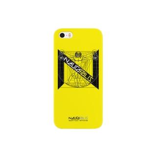 Neuropolis [Yellow] スマートフォンケース
