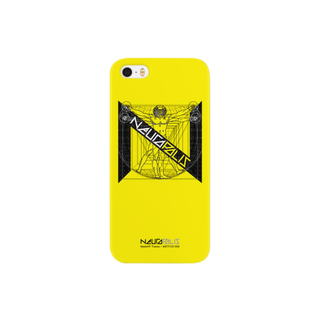 Madstiff TracksのNeuropolis [Yellow] Smartphone cases