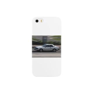 ブラック・マスク Smartphone cases