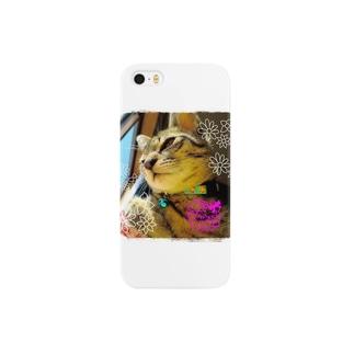 めめ6か月 Smartphone cases