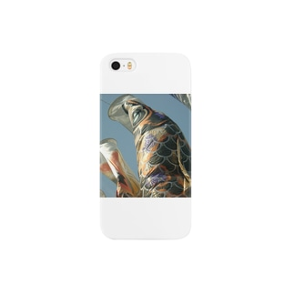 鯉のぼり Smartphone cases