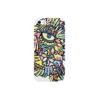 Eye Love You Smartphone cases