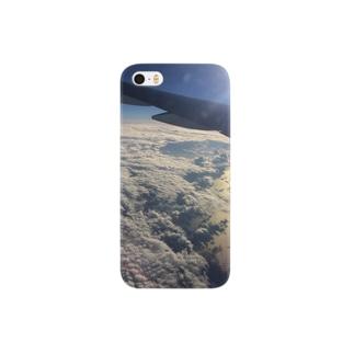 雲の上から スマートフォンケース