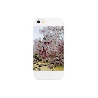 ある春の日 Smartphone cases