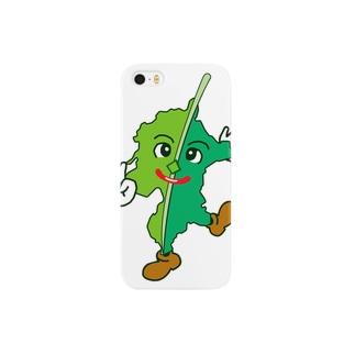 ふくおっかー Smartphone cases