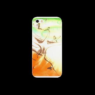 たんざわ騎士のJour6 Smartphone cases