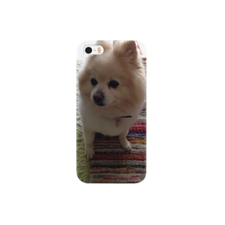 ポメラニアン Smartphone cases