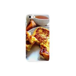 チーズ入りフレンチトースト Smartphone cases