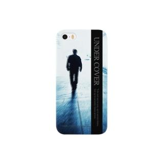 アンダーカバー「シルエット」 Smartphone cases