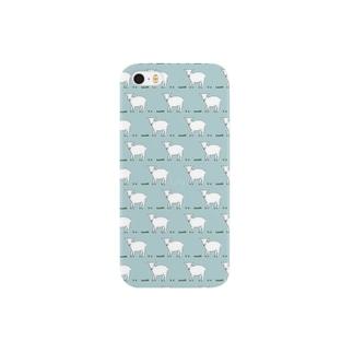 おさんぽヤギさん Smartphone cases