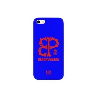 BLACK POISON Smartphone cases
