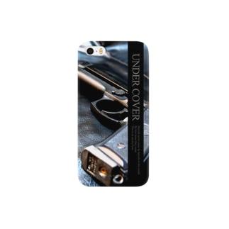 アンダーカバー「GUN」縦 スマートフォンケース