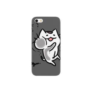 沙華戸猫とじこめ Smartphone cases