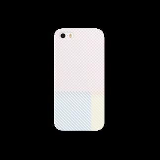 sh0p_のRectangle Smartphone cases