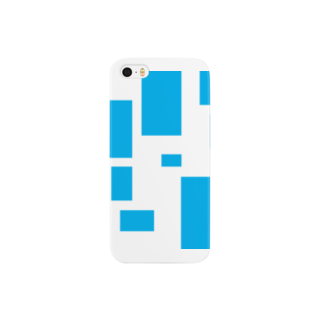 sh0p_のRectangle Smartphone cases