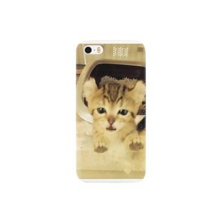 にゃぁ Smartphone cases