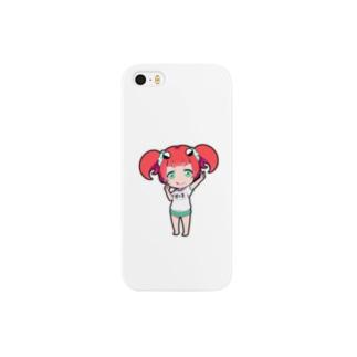 ちびガニ子 Smartphone cases