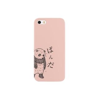 Mayumiのぱんだ Smartphone cases