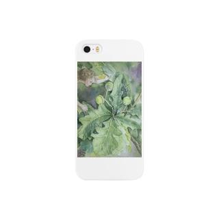 イングリッシュオークの妖精 Smartphone cases