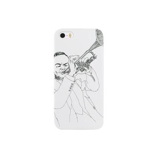 Jazz トランペット Smartphone cases