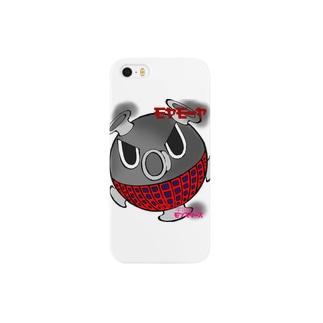 モヤモーヤ Smartphone cases